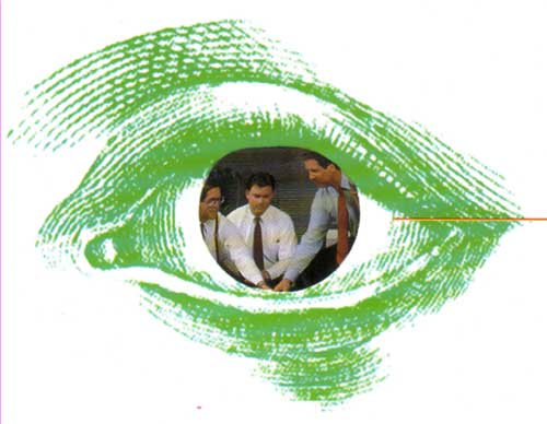 <p>Virtual Reality, Inc. - eye logo</p>